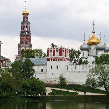 מנזר נובודוויצ'י במוסקבה