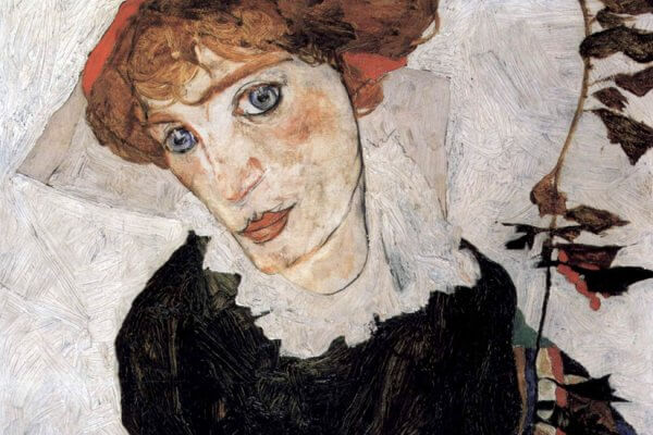 דיוקנה של ואלי, במוזיאון ליאופולד