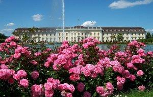 הגנים היפים של ארמון לודוויגסבורג
