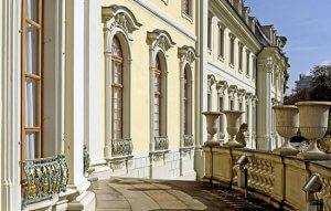 ארמון לודוויגסבורג. מהיפים באירופה