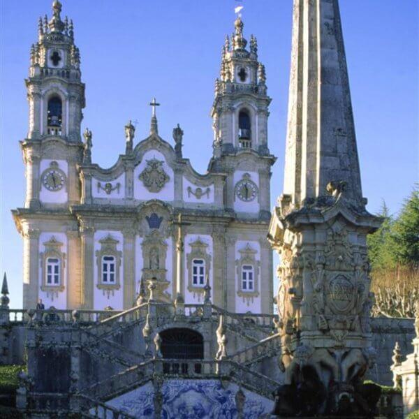 Sanctuary of Our Lady of Remédios, למגו