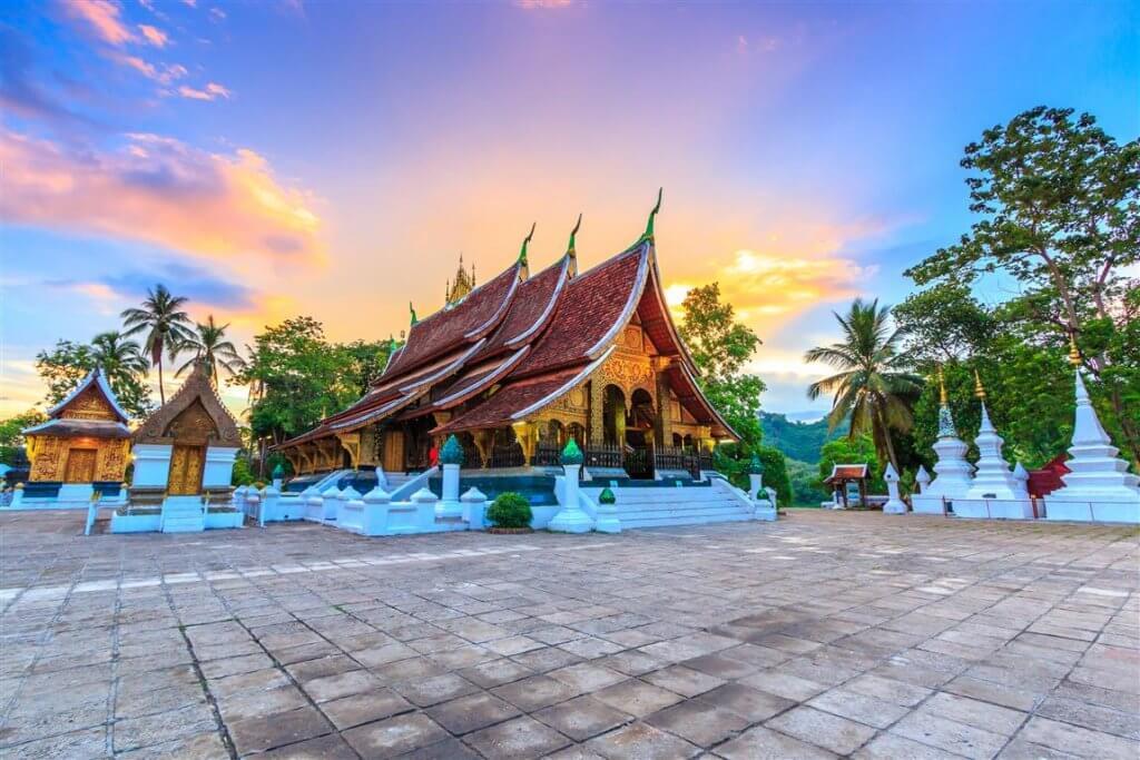 ארמונות ומקדשים בצ'יאנג ראי